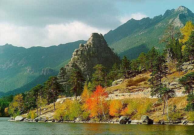 Бурабай (Боровое) - курортная зона в Казахстане
