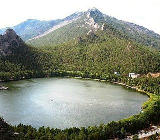 Боровое, Казахстан