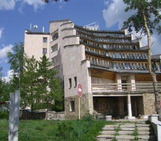 Дом отдыха «Каскад»