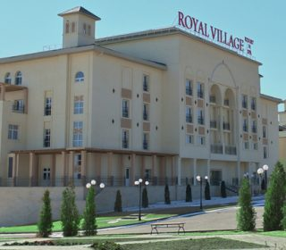 Зона отдыха Royal Village Resort & SPA