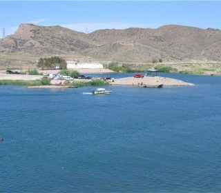 Капчагайское водохранилище (Капчагай)