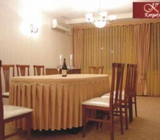 Отель-санаторий «Алтын Каргалы»