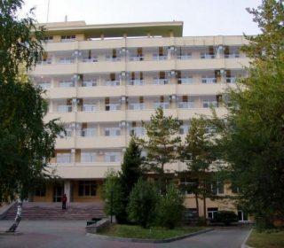 Санаторий «Ок-Жетпес»